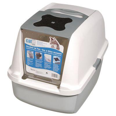 catit maison de toilette pour chat zooplus. Black Bedroom Furniture Sets. Home Design Ideas
