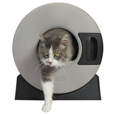 litter spinner maison de toilette pour chat zooplus. Black Bedroom Furniture Sets. Home Design Ideas