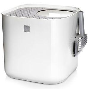 modkat maison de toilette pour chat zooplus. Black Bedroom Furniture Sets. Home Design Ideas