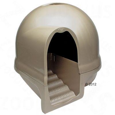 petmate booda cleanstep maison de toilette pour chat zooplus. Black Bedroom Furniture Sets. Home Design Ideas
