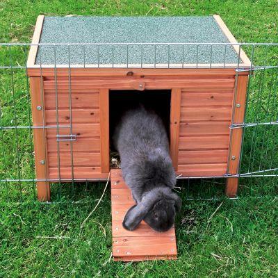 natura maisonnette pour rongeur et lapin zooplus. Black Bedroom Furniture Sets. Home Design Ideas