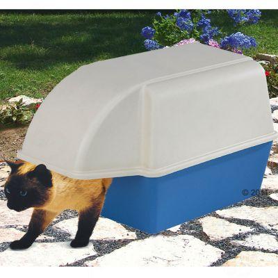Outdoor Cat Litter Box Zooplus