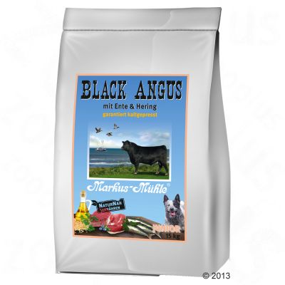 Markus-Mühle Black Angus Junior pienso para perros
