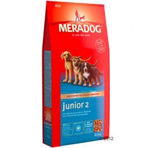mera dog junior 2 great deals on mera dog brand dog food. Black Bedroom Furniture Sets. Home Design Ideas