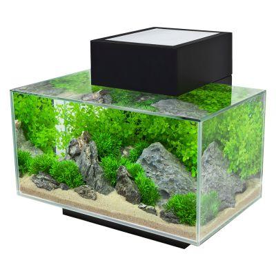 Nano aquarium fluval edge i prix avantageux chez zooplus for Prix aquarium