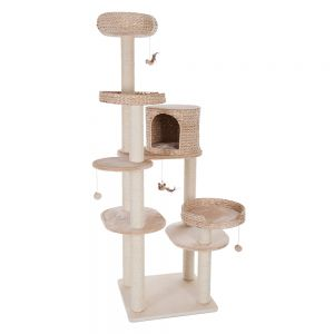 Natural Home Iv Cat Tree At Discount Prices At Bitiba Co Uk