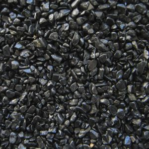 Naturally coloured gravel dark free p p on orders 29 for Black fish tank gravel