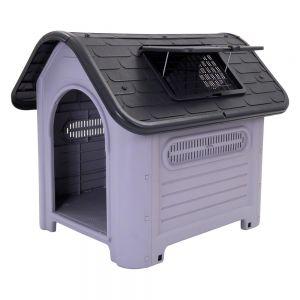 niche pour chien en plastique prix avantageux chez zooplus