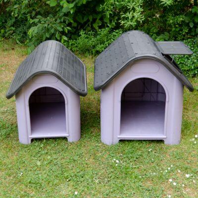 niche en plastique pour chien polly. Black Bedroom Furniture Sets. Home Design Ideas