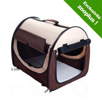 easy go niche pliable pour chien et chat zooplus. Black Bedroom Furniture Sets. Home Design Ideas