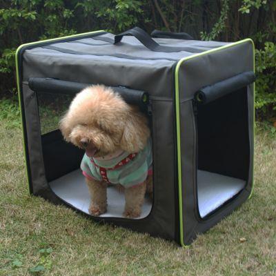 First class basic niche pliable pour chien zooplus - Niche pliable pour chien ...