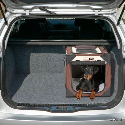 Karlie smart top deluxe niche piable pour chien zooplus - Niche pliable pour chien ...