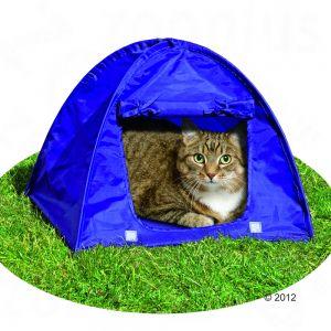 Kitty camp niche pour chat zooplus - Plan niche pour chat exterieur ...