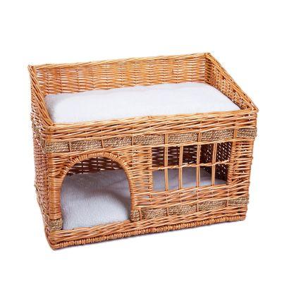 pueblo niche pour chat zooplus. Black Bedroom Furniture Sets. Home Design Ideas