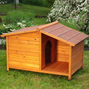 Spike sp cial niche pour chien zooplus - Plan de construction niche pour chien ...