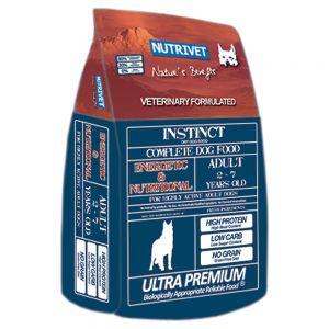 Nature S Instinct Dog Food Uk