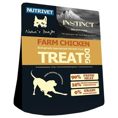 Nutrivet Instinct Dog Food Review