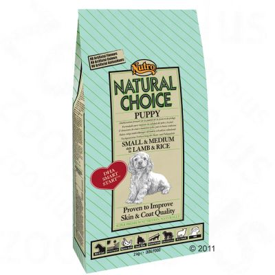 Nutro Choice Puppy Agnello & Riso