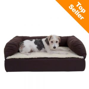 Orthopaedic Dog Bed Rectangular Free P Amp P On Orders 163 29 At Zooplus