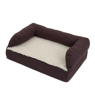 orthop disches hundebett eckig g nstig bei zooplus. Black Bedroom Furniture Sets. Home Design Ideas