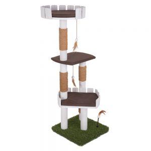 outdoor kratzbaum adventure. Black Bedroom Furniture Sets. Home Design Ideas