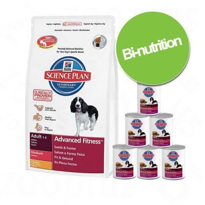 croquettes hill 39 s science plan pour chien prix avantageux chez zooplus pack gourmand. Black Bedroom Furniture Sets. Home Design Ideas