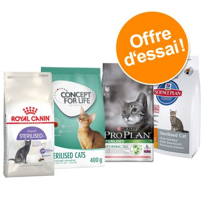 pack sterilised croquettes pour chat st rilis zooplus. Black Bedroom Furniture Sets. Home Design Ideas