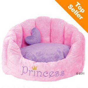 panier pour chat et petit chien princess. Black Bedroom Furniture Sets. Home Design Ideas