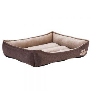 Panier pour chien en polyester et autres mat riaux - Plan niche pour chat exterieur ...
