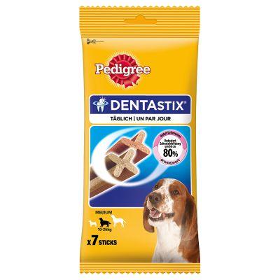 pedigree dentastix great deals at zooplus