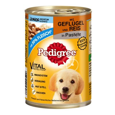 Pedigree Junior Classic 12 x 400 g