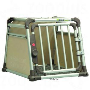 4pets hundebox comfortline one. Black Bedroom Furniture Sets. Home Design Ideas