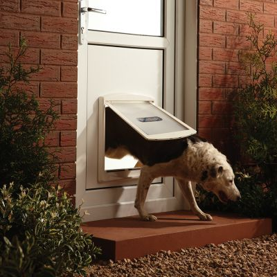 Petsafe dog flap