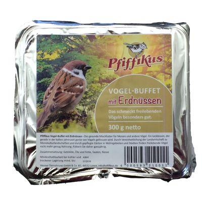 Pfiffikus Vogelbuffet