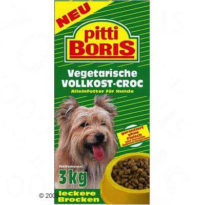 pitti boris vegetarisch volledig voer zooplus nl