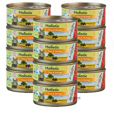 Porta 21 Holistic Sparpaket 12 x 156 g