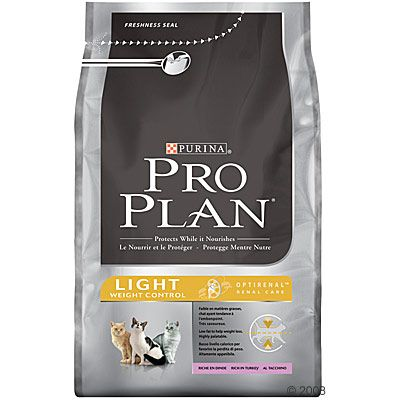 Pro Plan Adult Light Low Fat para gatos