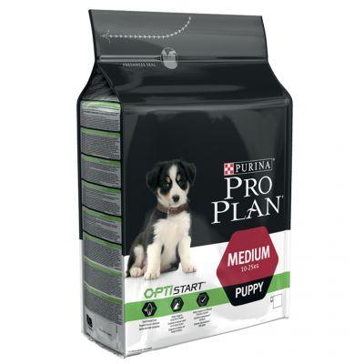 pro plan medium puppy optistart croquettes pour chien zooplus. Black Bedroom Furniture Sets. Home Design Ideas