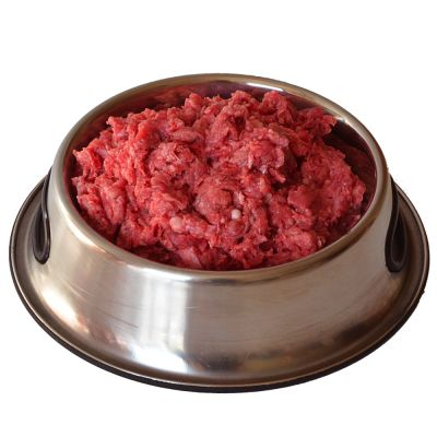Can You Feed A Dog Frozen Meat