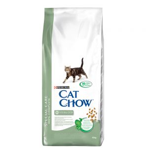 Cat Chow Special Care Feline  In
