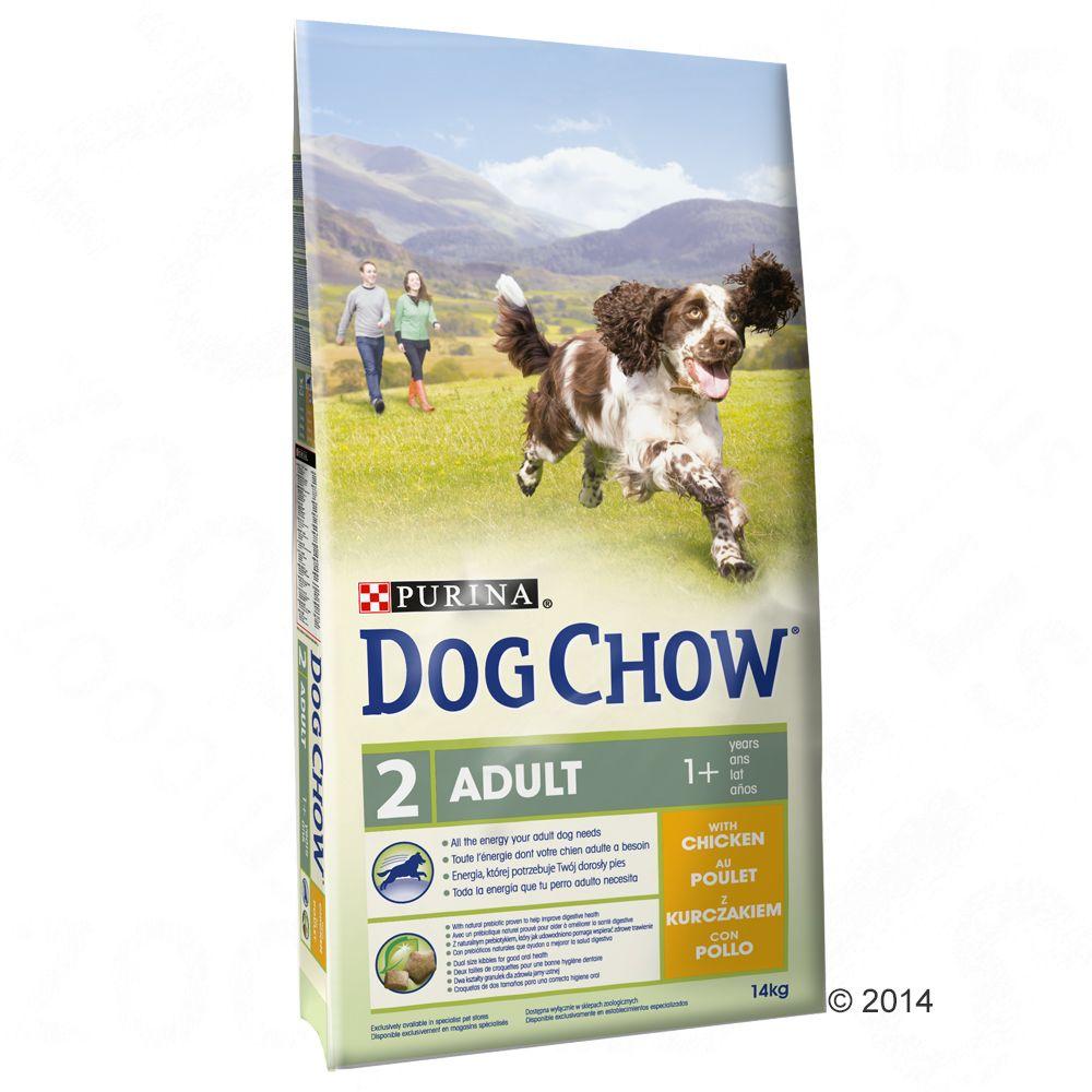 dog chow pour chien