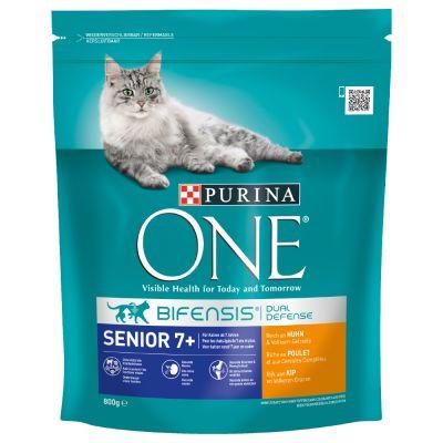 Senior Dry Cat Food Reviews