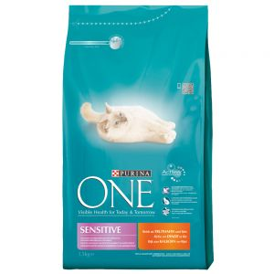 purina one sensitive cat turkey rice at discount prices. Black Bedroom Furniture Sets. Home Design Ideas