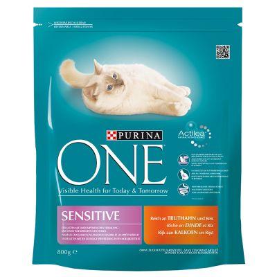 Purina One Or Iams Cat Food