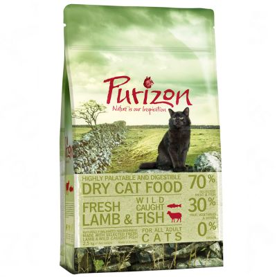Purizon Dry Cat Food Ingredients