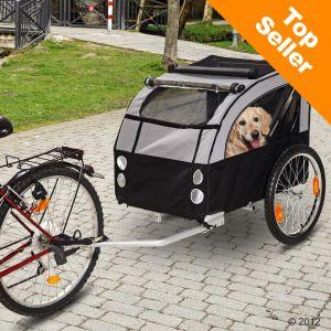 remorque pour chien prix avantageux chez zooplus. Black Bedroom Furniture Sets. Home Design Ideas