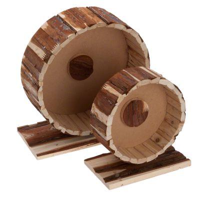 speedy roue en bois pour rongeur zooplus. Black Bedroom Furniture Sets. Home Design Ideas