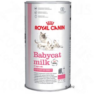 cat milk great selection at zooplus royal canin babycat milk. Black Bedroom Furniture Sets. Home Design Ideas