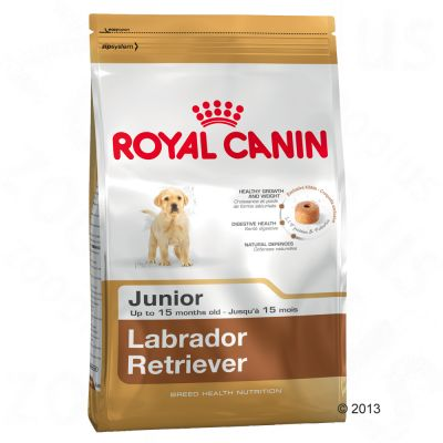 royal canin breed labrador retriever junior croquettes pour chiot zooplus. Black Bedroom Furniture Sets. Home Design Ideas