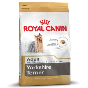 royal canin breed yorkshire terrier junior croquettes pour chien zooplus. Black Bedroom Furniture Sets. Home Design Ideas